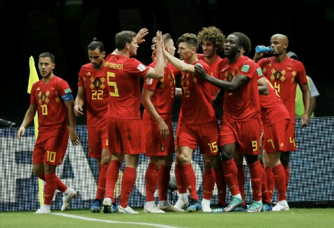 Russia 2018: De Bruyne's winner sends Belgium into s/final