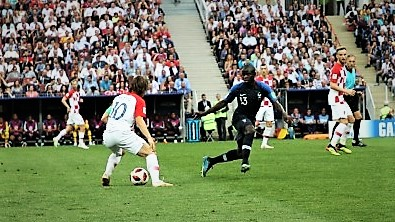 Russia 2018: Croatia coach rues penalty decision