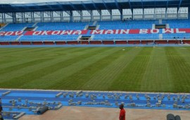 Stephen Keshi Stadium ready to host CAA and Worlds