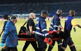 Super Eagles: Medics allay Ajayi's injury fears