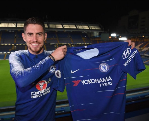 Premier League: Jorginho ecstatic about Chelsea challenge