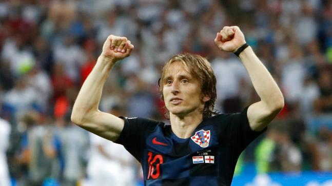 Luka Modric captains my 2018 FIFA World Cup team