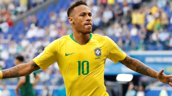 Brazil name Neymar in team to face Super Eagles