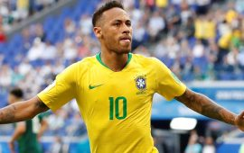 Russia 2018: Brazil brush off sorry Mexico to progress