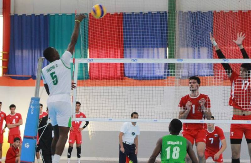 2018 AYG: Nigeria bags Gold in volleyball