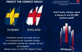 World Cup 2018 Q/F: Predict and Win Airtime