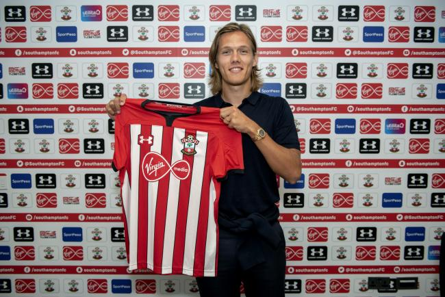 "Premier League: Vestergaard excited by ""dream move"""
