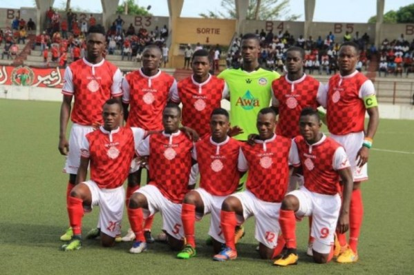 CAF CCup: Ivorians WAC keep to tactics against Enyimba