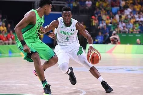 D'Tigers guard commends growth of Nigeria Basketball