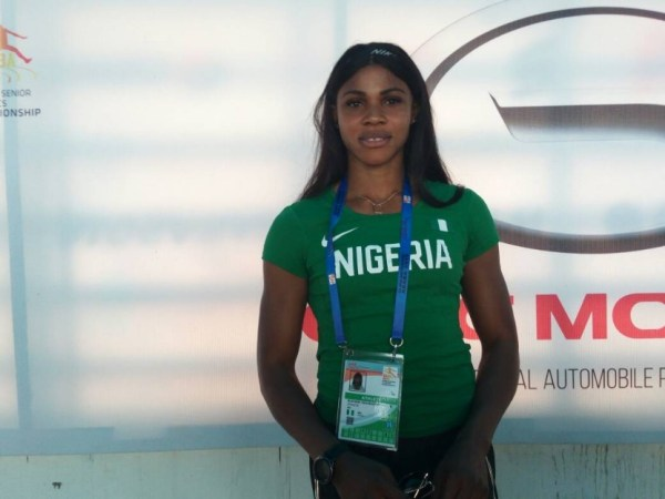 Asaba 2018: Blessing Okagbare pulls out of 100 & 200m races