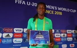 U20WWC: Falconets revive campaign with Haiti win