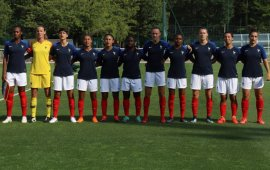 U20WWC: Hosts France rout Ghana in group opener
