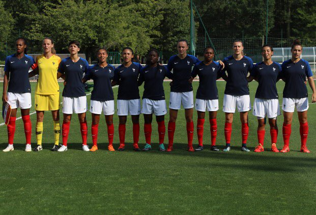 U20WWC: Hosts France rout Ghana in group opener