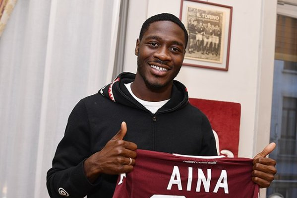 Serie A: Torino without Ola Aina, Falque for Parma trip