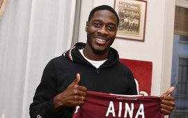 Serie A: Super Eagles' Ola Aina joins Torino from Chelsea