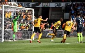 PL: Laporte's goal denies Wolves first PL win