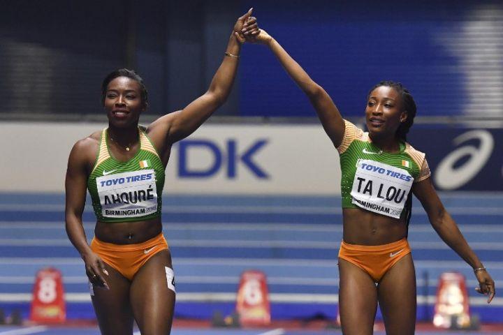 Athletics Diamond League 2018: Ahouré & Ta Lou in final