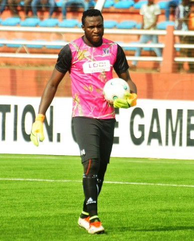 NPFL: Lobi goalkeeper Olufemi Kayode set for Enyimba medicals