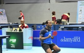 Nigeria Open: Quadri survives onslaught on Nigerian players