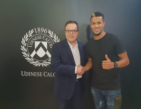Serie A: Troost-Ekong completes transfer to Udinese