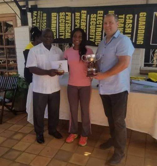 Squash: Yemisi Olatunji retains Zimbabwe Open title