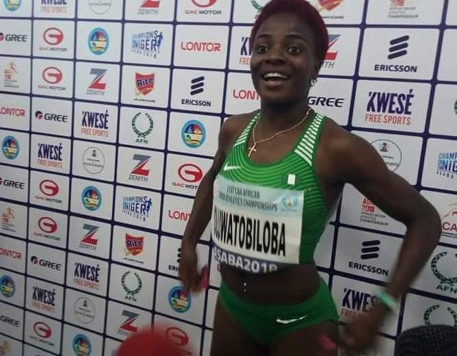 Asaba 2018: Amusan, Enekwechi win Gold for Nigeria