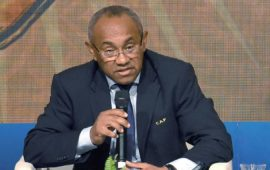 President Ahmad confirms CAF Awards for Dakar on January 8