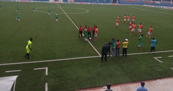 AITEO Cup: Enyimba score five again, Akwa beaten