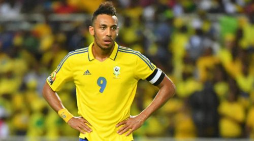 Afcon qualifier: Gabon's Aubameyang eyeing Burundi scalp