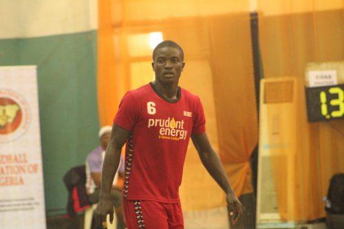 Prudent Energy League: I was born on a handball court – Kelvin Dele