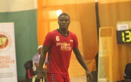 Prudent Energy League: I was born on a handball court – Kelvin Dele