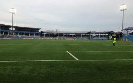 CAFCC: Enyimba install new floodlights at Aba Stadium