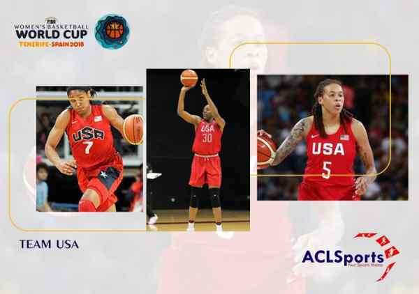 FIBA Women World Cup: Dawn Staly targets three in a row