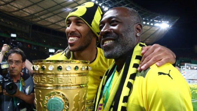 Francois Aubameyang named Gabon coach