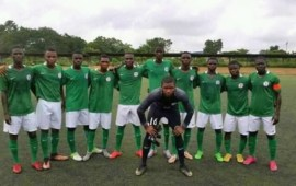U17 AFCON: Golden Eaglets hit by disqualifications, face Burkina Faso