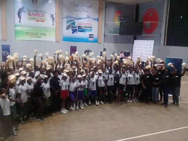'Fortem Inspire' empowering girls through sports