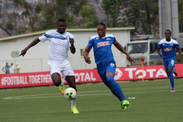 CAFCC: Enyimba hold Rayon Sports in Kigali