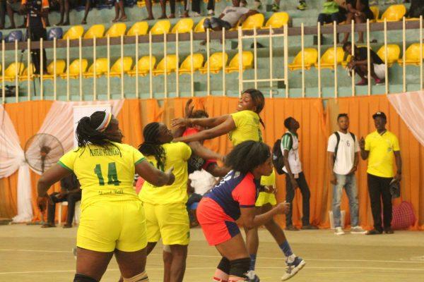 Handball League: Peacocks end Grasshoppers unbeaten run