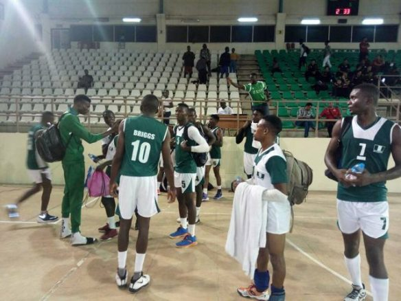 V/Ball U21 AFCON: Nigeria stage comeback against Cameroon
