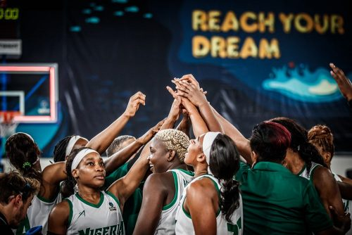 2018 FIBAWWC: Nigerians react to D'Tigress ouster on Twitter