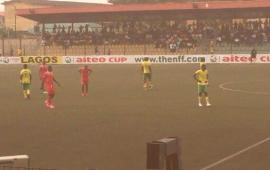 Aiteo Cup: Obiozo the hero as Pillars qualify for final