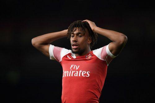 PL: Arsenal reject Everton's 30m bid for Alex Iwobi