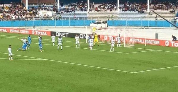 CAFCC: Abdelilah Hafidi's strike downs Enyimba in Aba