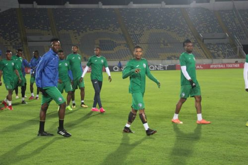 CAFCC: Oladuntoye's errors end Enyimba hopes