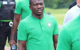 Stoke's Etebo ruled out of Brazil/Nigeria clash