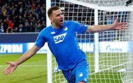 Belfodil sets record with goal vs Man City in UEFA Champions League