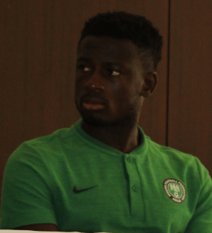 """AFCON 2019: Jamilu Collins eager to """"show"""" Nigerians"""