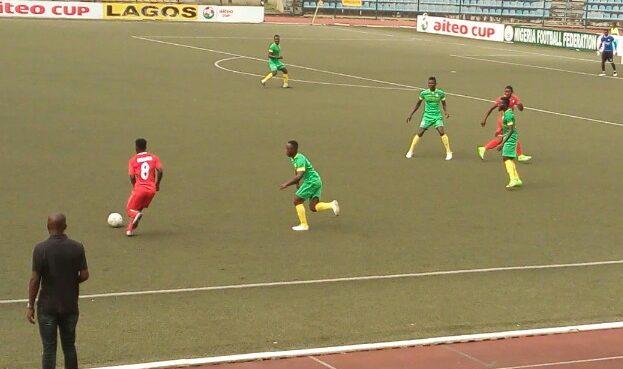 Aiteo Cup: Usule's late goal earns Katsina United semifinal spot