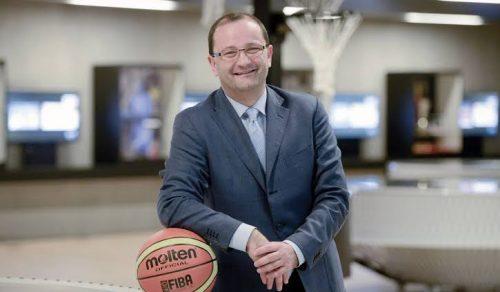 FIBA mourn Secretary General Patrick Baumann