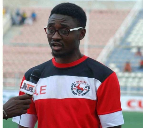 Aiteo Cup Final: Rangers' Amobi Ezeaku optimistic of victory